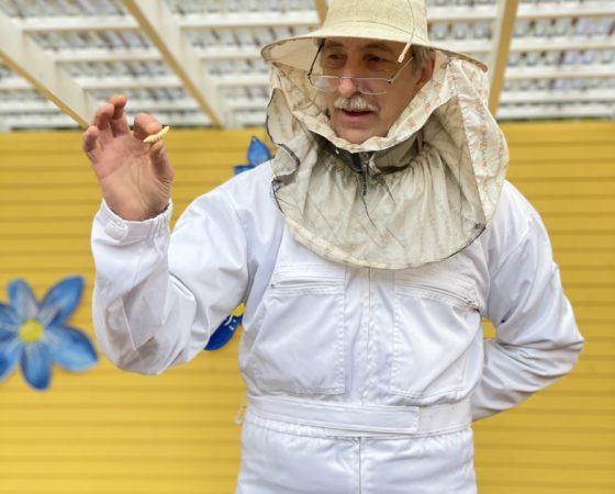 Rahvusvaheline Mesilaste päev Mesitaru lasteaias